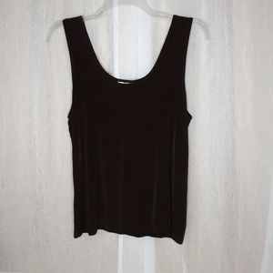 Chico's Brown Tank Top